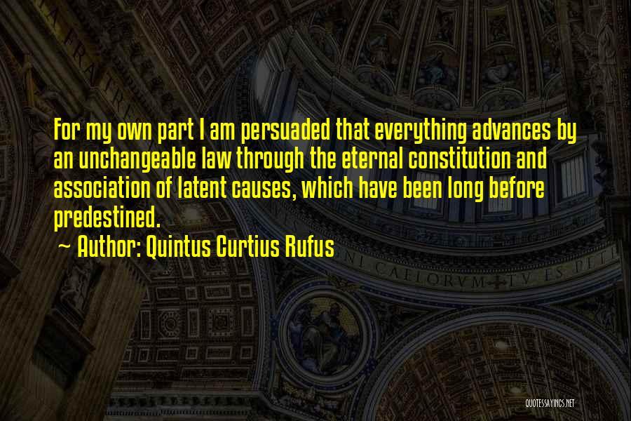 Quintus Curtius Rufus Quotes 1814592
