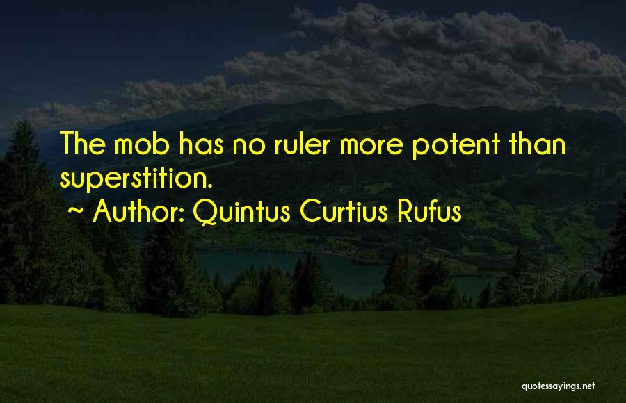 Quintus Curtius Rufus Quotes 1894882