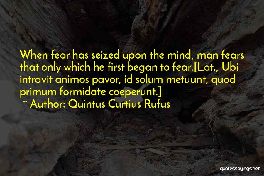 Quintus Curtius Rufus Quotes 2266986