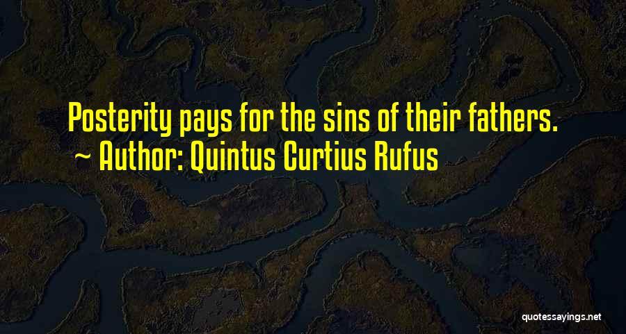Quintus Curtius Rufus Quotes 250138