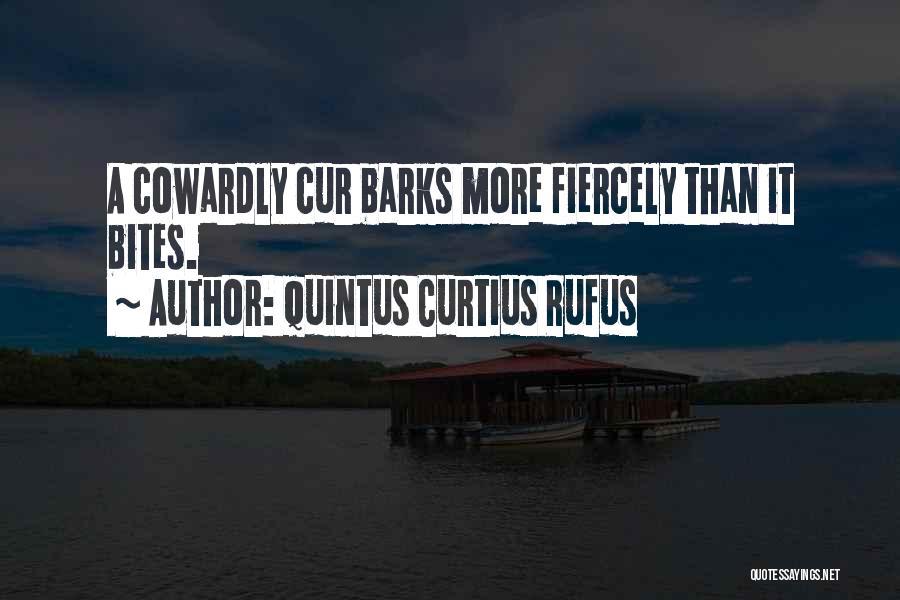 Quintus Curtius Rufus Quotes 486269