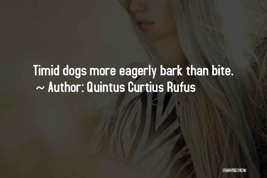 Quintus Curtius Rufus Quotes 556883