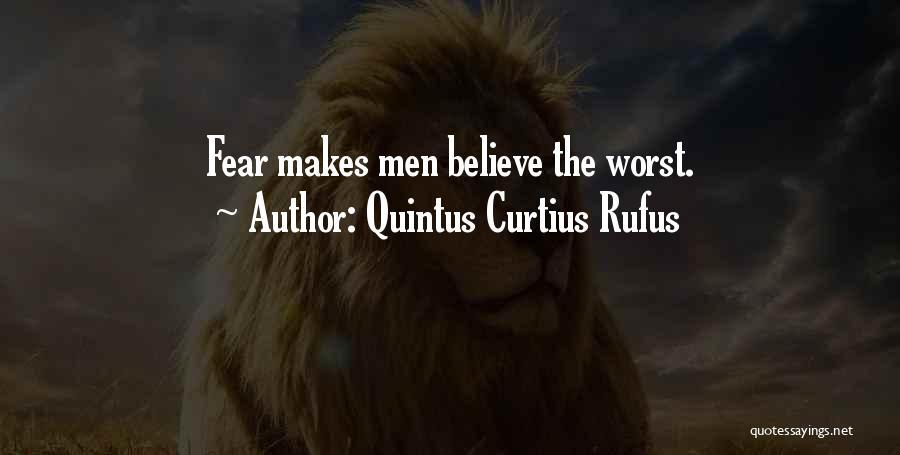 Quintus Curtius Rufus Quotes 806963