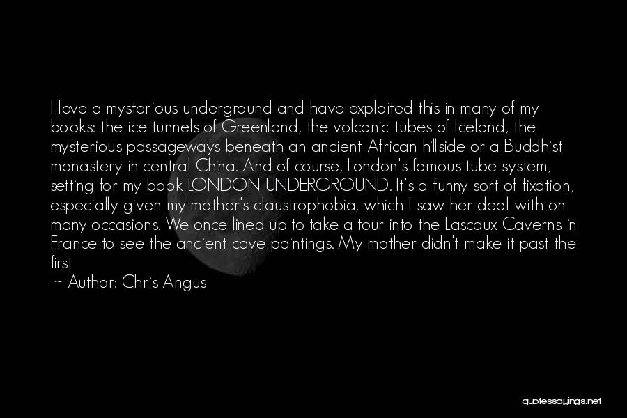 Quirky Love Quotes By Chris Angus