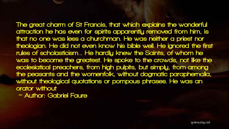 Quotations Quotes By Gabriel Faure