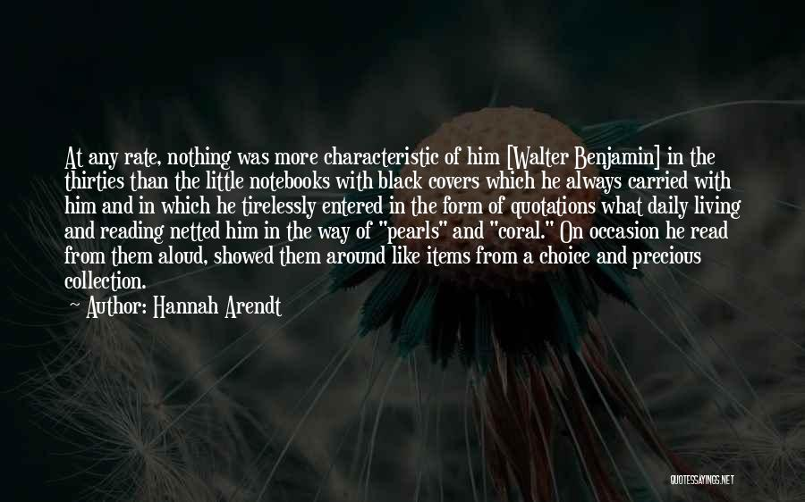 Quotations Quotes By Hannah Arendt