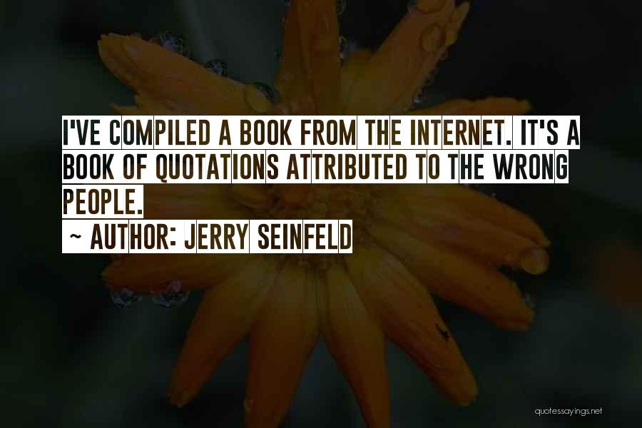 Quotations Quotes By Jerry Seinfeld