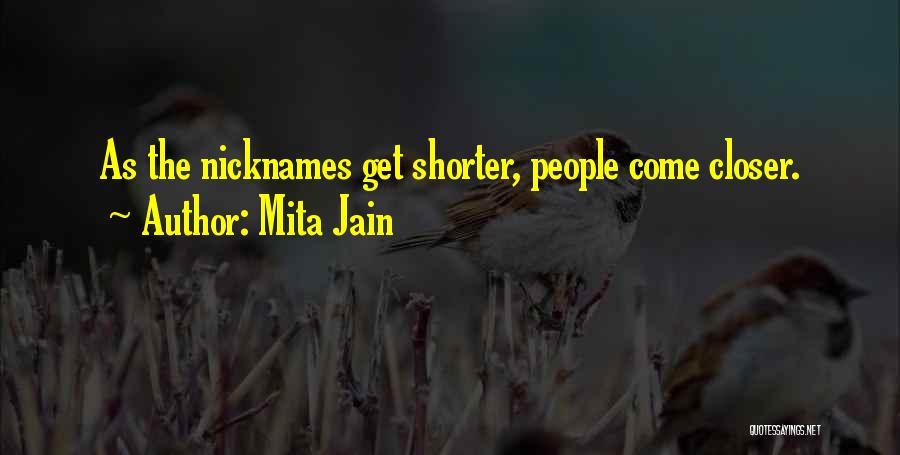 Quotations Quotes By Mita Jain