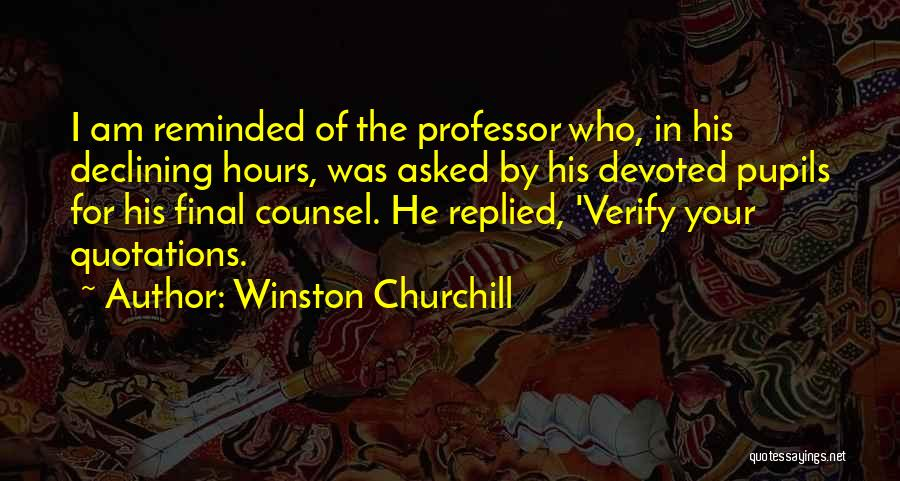 Quotations Quotes By Winston Churchill