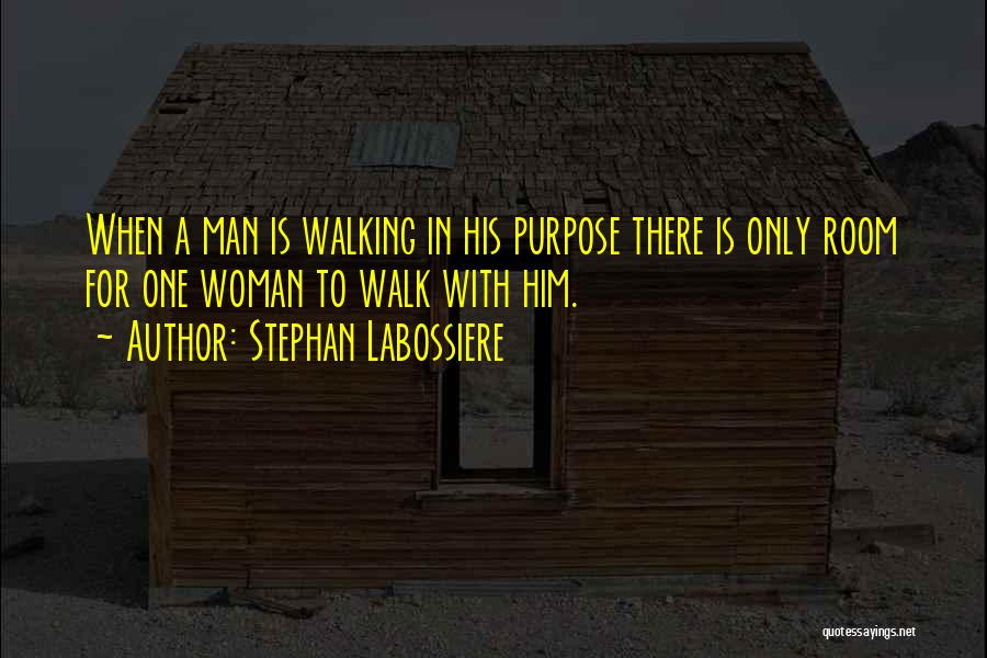 Quotes About Him Quotes By Stephan Labossiere