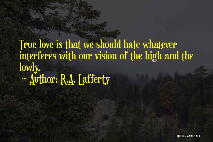 R.A. Lafferty Quotes 1075080