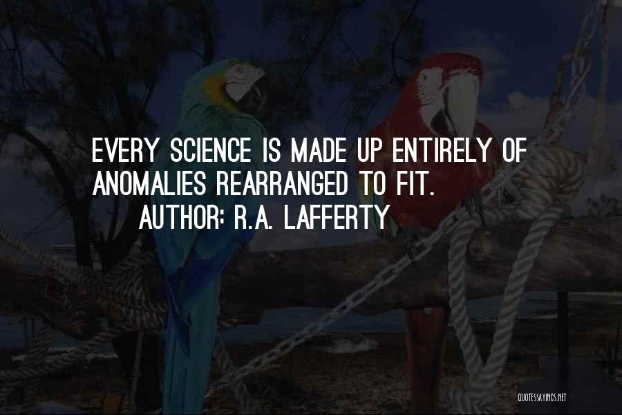 R.A. Lafferty Quotes 247311