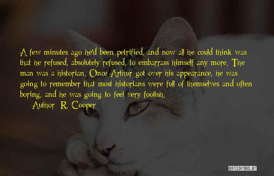 R. Cooper Quotes 106344