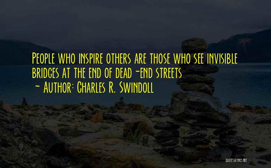 R&g Are Dead Quotes By Charles R. Swindoll