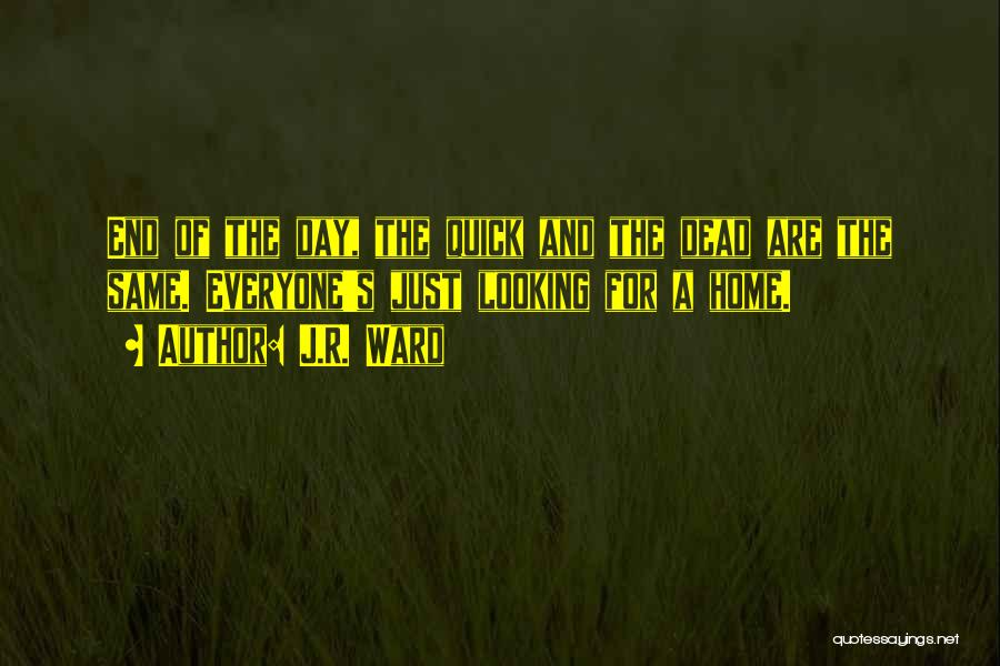 R&g Are Dead Quotes By J.R. Ward
