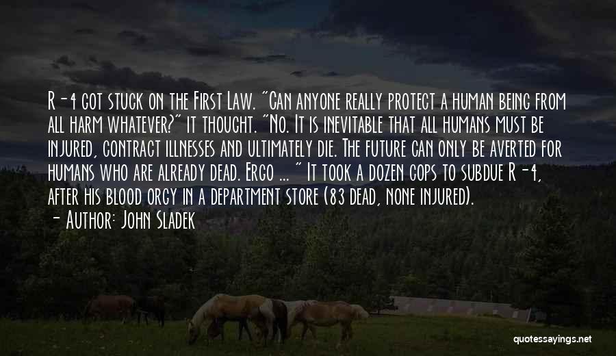 R&g Are Dead Quotes By John Sladek