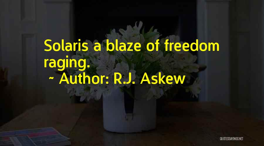 R.J. Askew Quotes 1604230