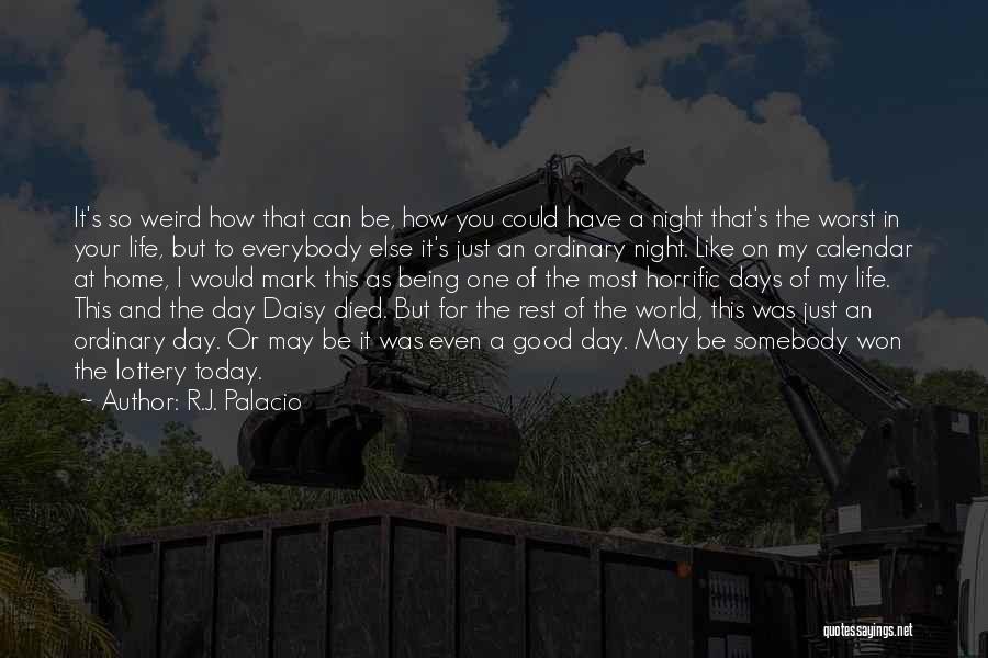 R.J. Palacio Quotes 1086278