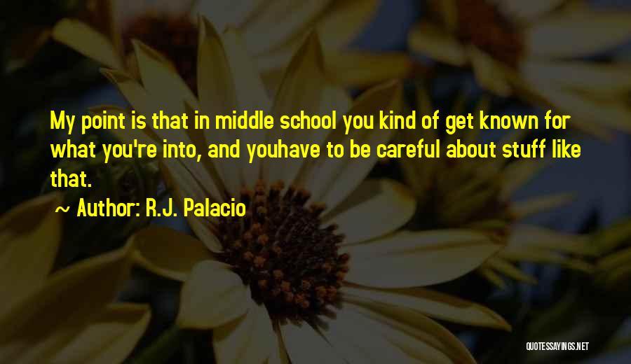 R.J. Palacio Quotes 1096771