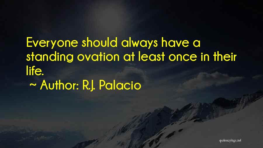 R.J. Palacio Quotes 141951