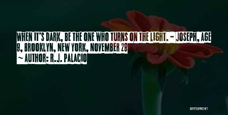 R.J. Palacio Quotes 1426374