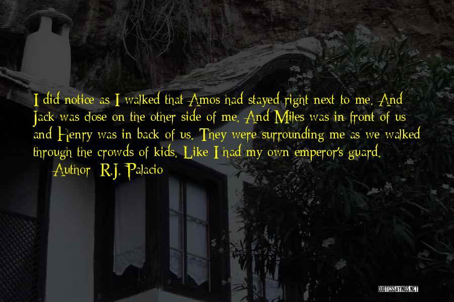 R.J. Palacio Quotes 1745391