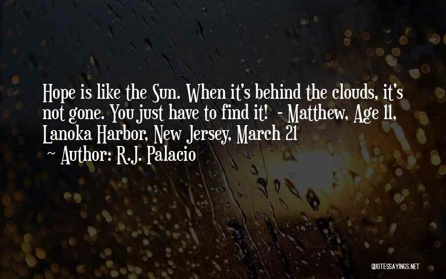 R.J. Palacio Quotes 1855004