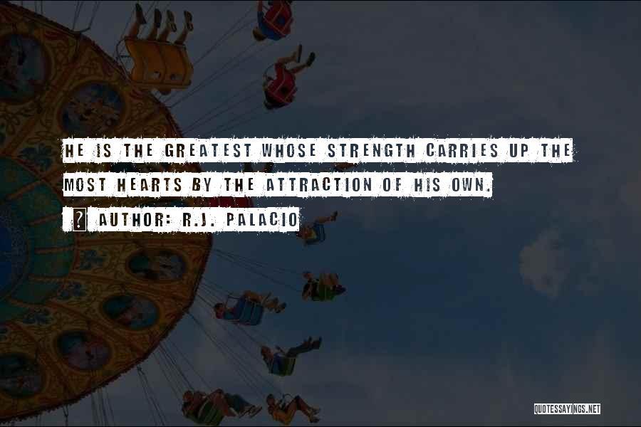 R.J. Palacio Quotes 186544
