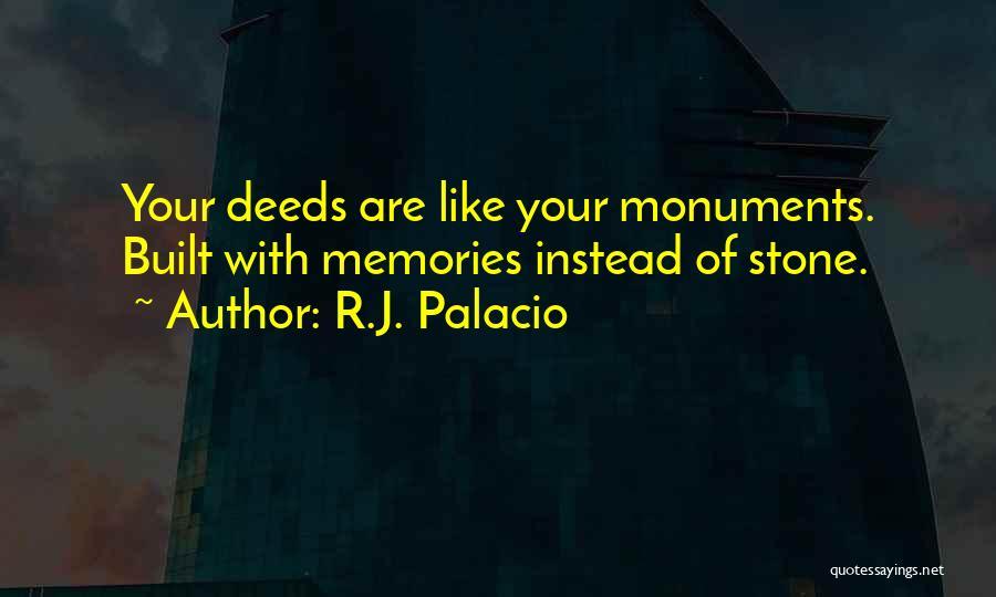 R.J. Palacio Quotes 2104901
