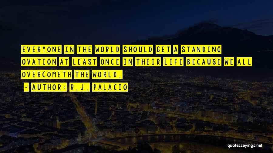 R.J. Palacio Quotes 2182691