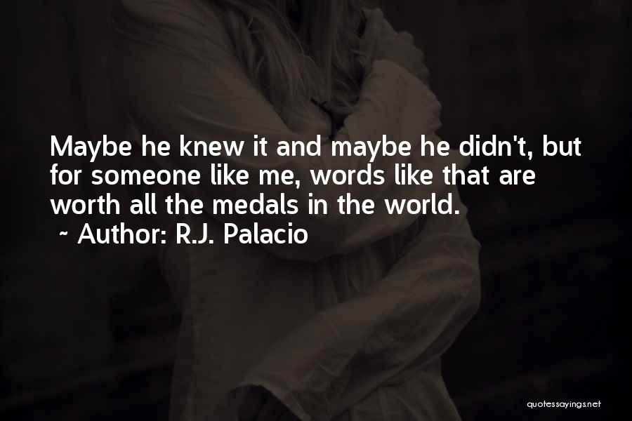 R.J. Palacio Quotes 544626