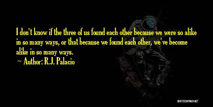 R.J. Palacio Quotes 573055