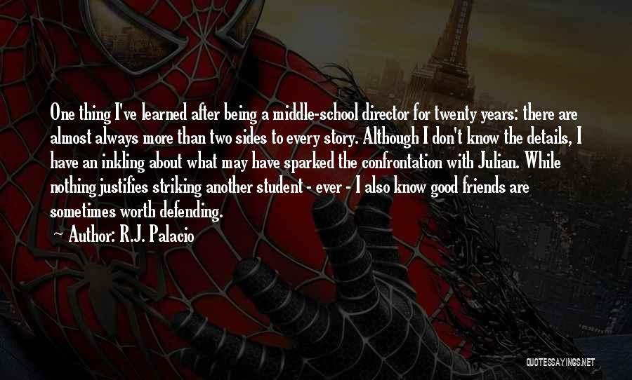 R.J. Palacio Quotes 662386