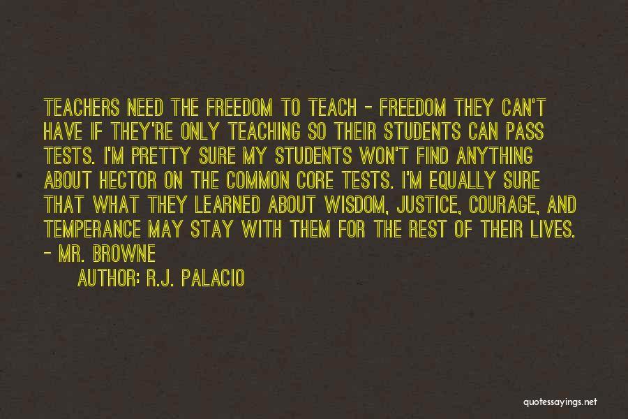 R.J. Palacio Quotes 810347