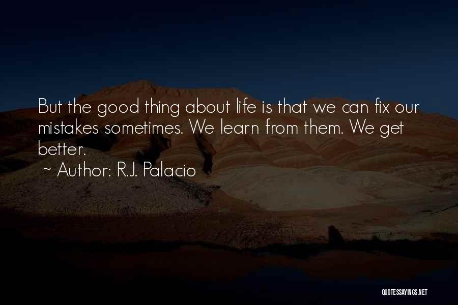 R.J. Palacio Quotes 885418