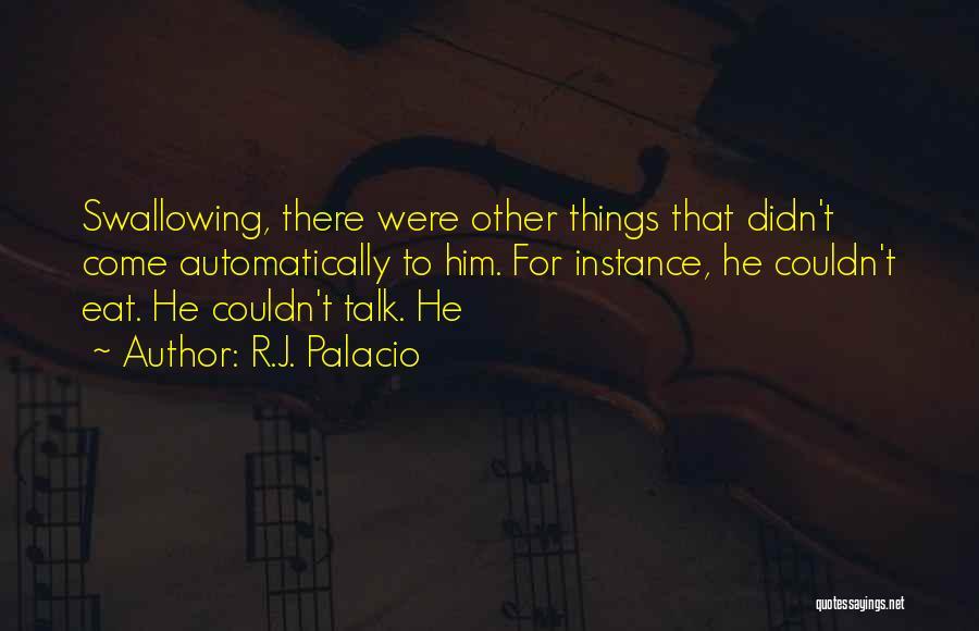 R.J. Palacio Quotes 965839