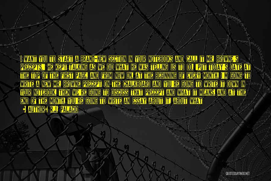R.J. Palacio Quotes 97085