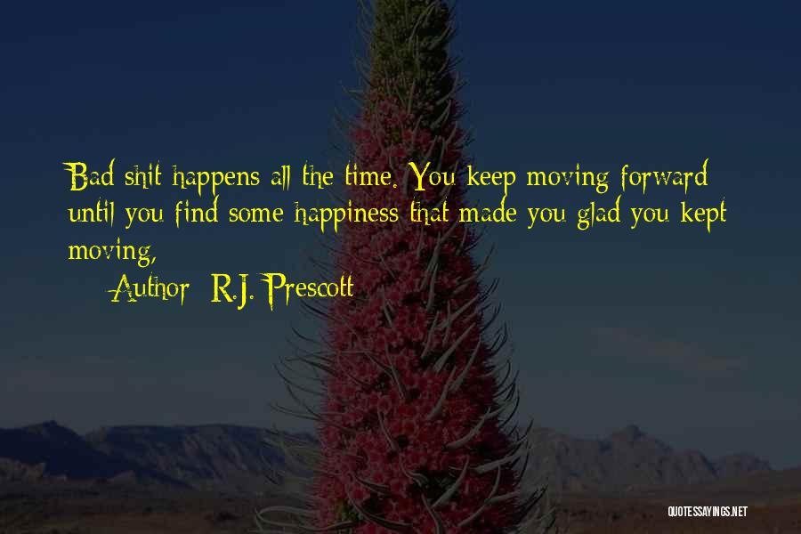 R.J. Prescott Quotes 189320