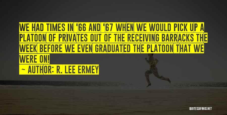 R. Lee Ermey Quotes 1388172