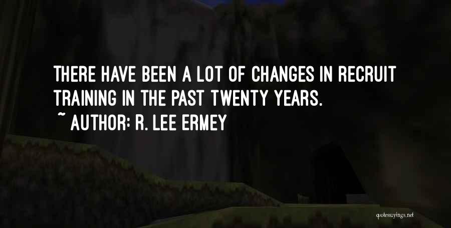 R. Lee Ermey Quotes 1401425