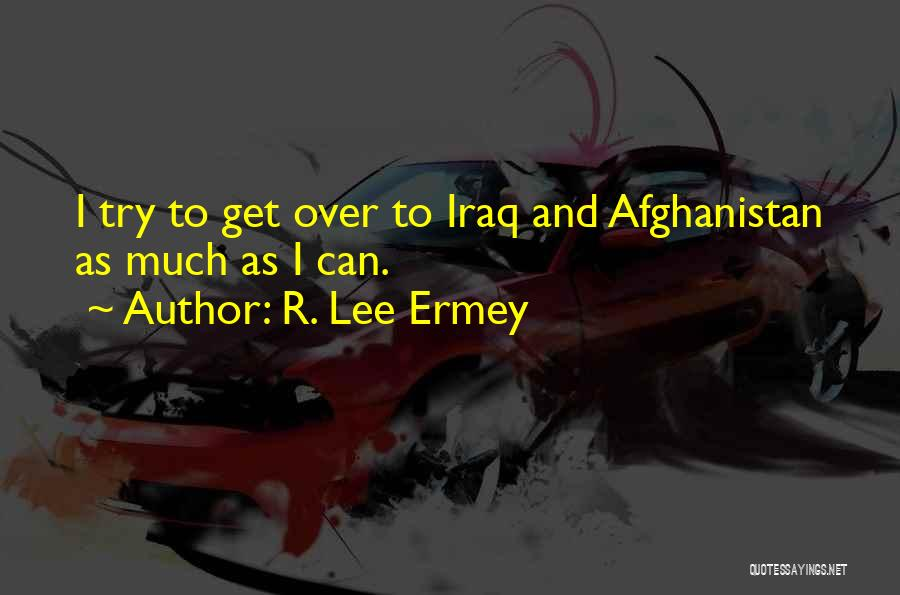 R. Lee Ermey Quotes 178886