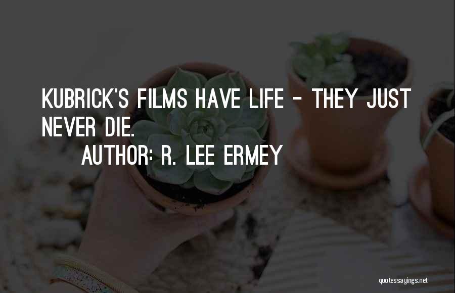 R. Lee Ermey Quotes 1815717