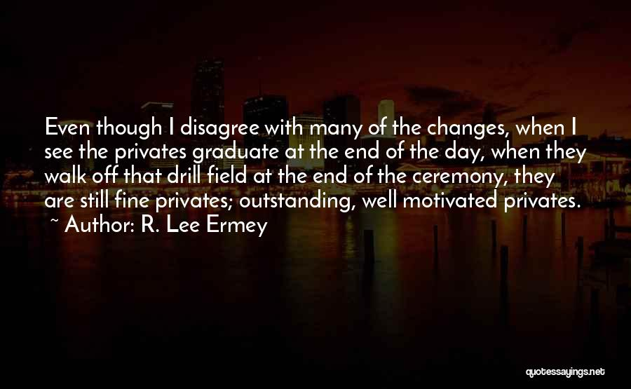 R. Lee Ermey Quotes 2035725