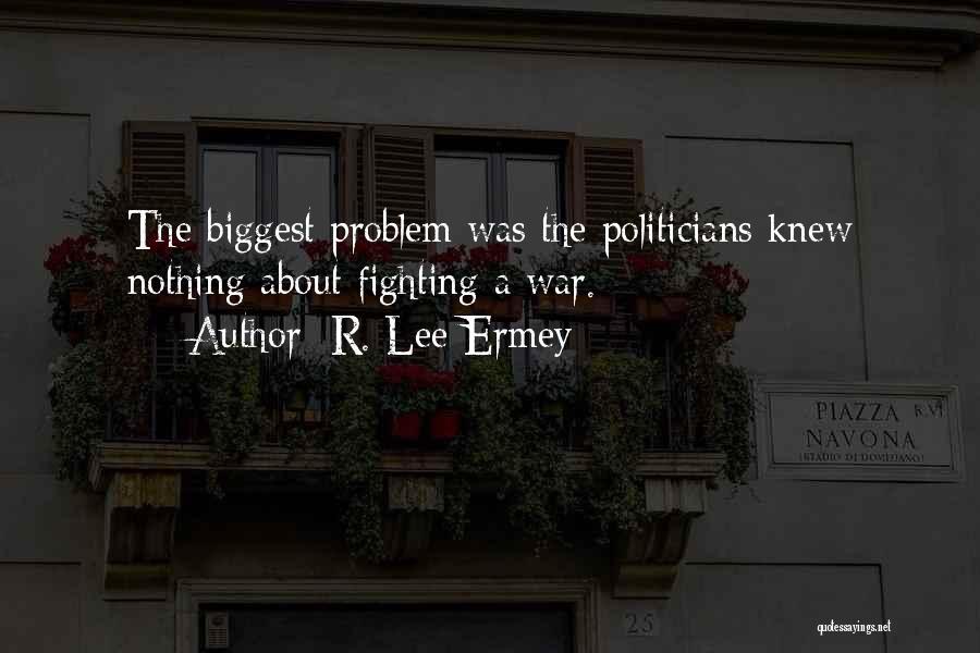 R. Lee Ermey Quotes 348385