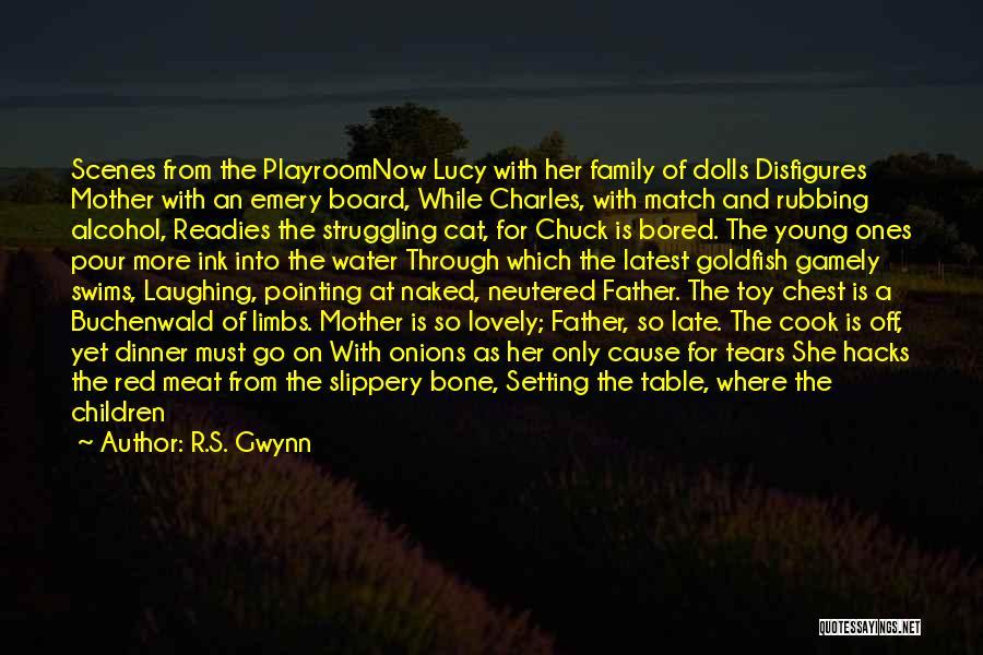 R.S. Gwynn Quotes 1892073