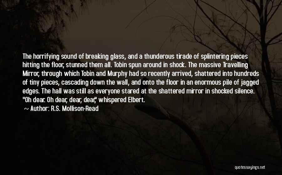 R.S. Mollison-Read Quotes 163896