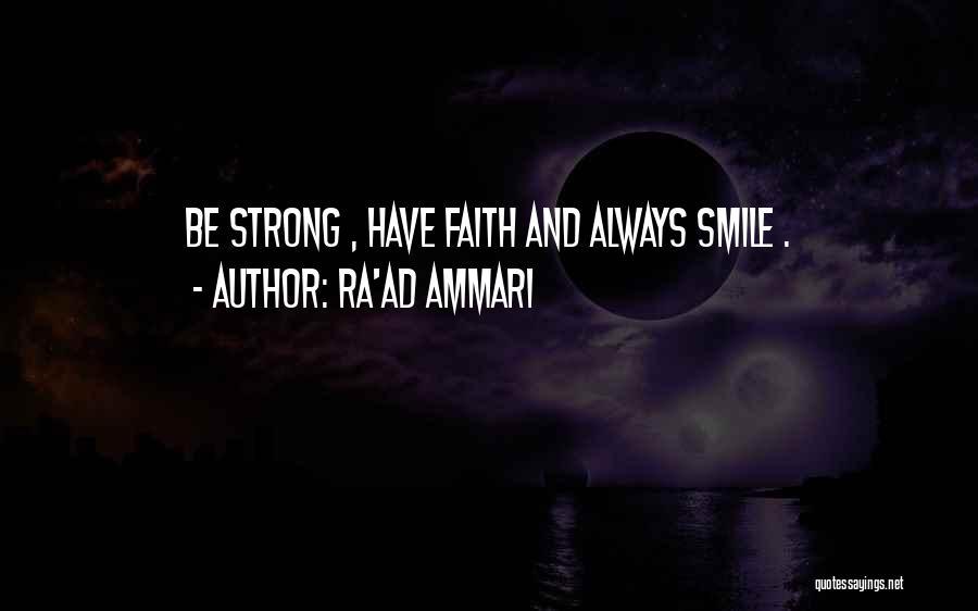 Ra'ad Ammari Quotes 1347587