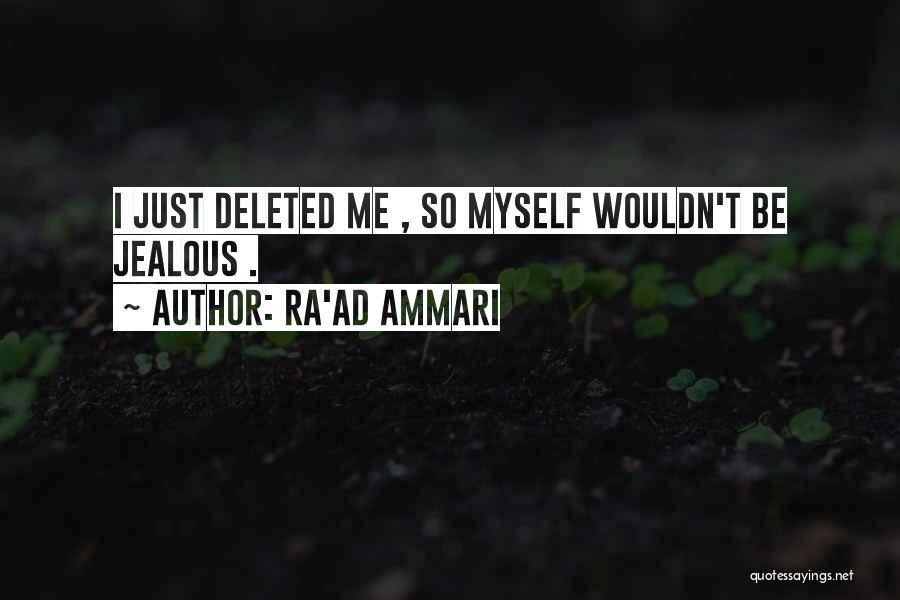 Ra'ad Ammari Quotes 2228733