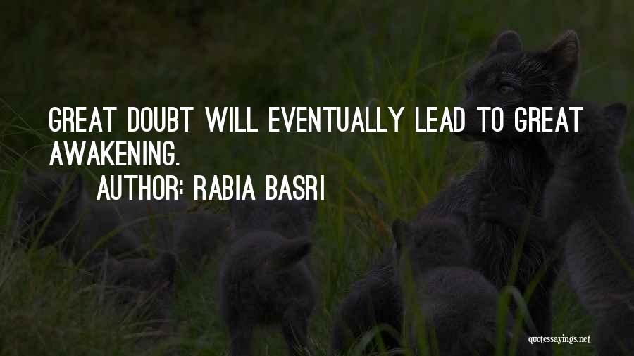 Rabia Basri Quotes 713655