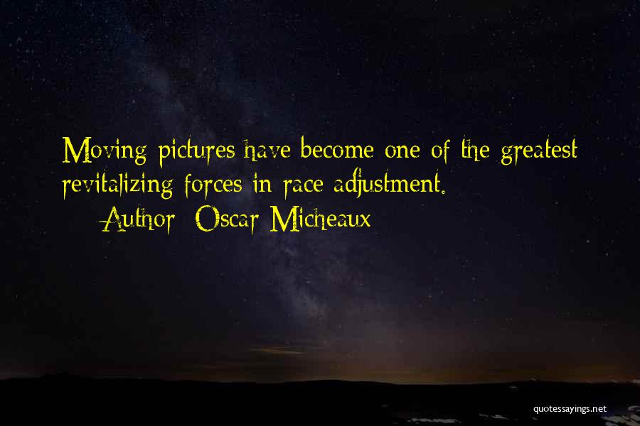 Race To Nowhere Quotes By Oscar Micheaux